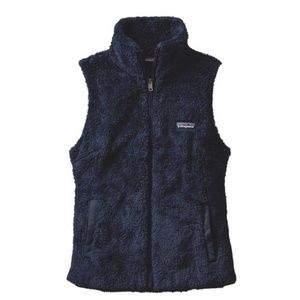 Patagonia Women's Los Gatos Vest In Navy Blue